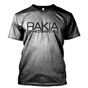 Тениска с щампа - Rakia