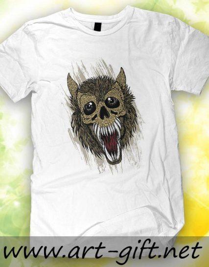 Тениска с щампа - Monster 2