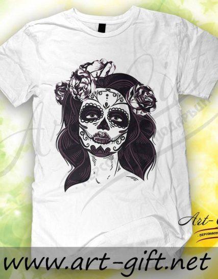 Тениска с щампа - Зомби 2