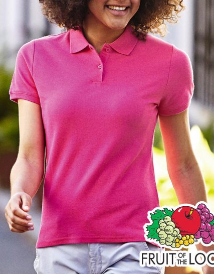 LADY-FIT PREMIUM POLO