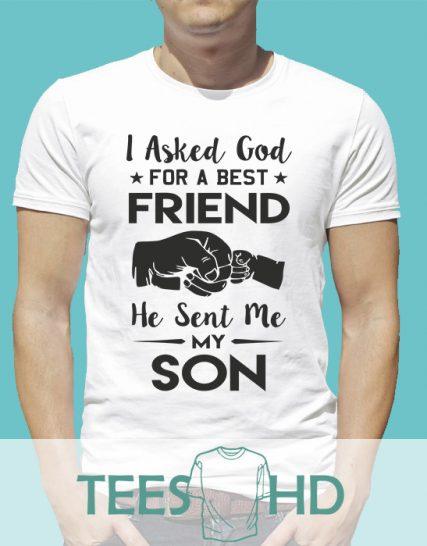 Тениска с щампа - My Son