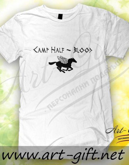 Camp Half - Blood