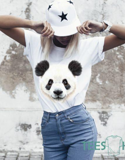 Тениска с щампа - Panda 2