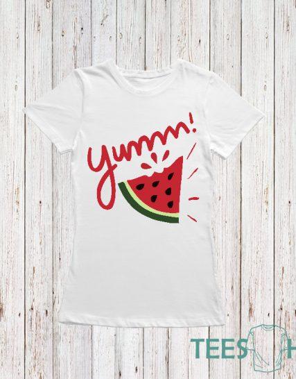 Тениска с щампа - Yumm