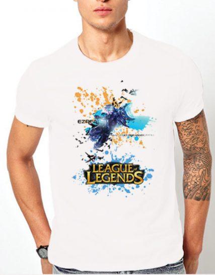 Тениска с щампа - League of Legends 5