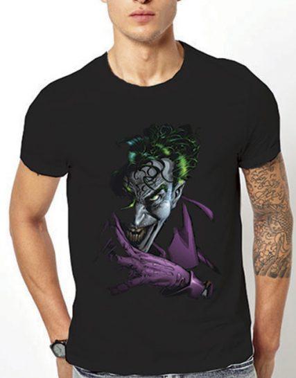 Тениска с щампа - Joker