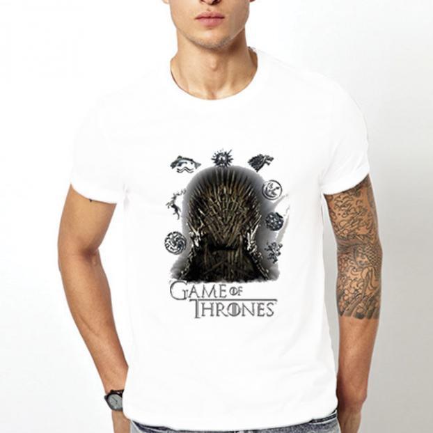 Тениска с щампа - Game of Thrones