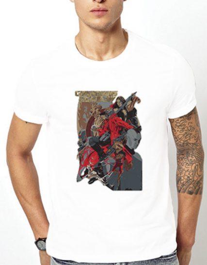 Тениска с щампа - Guardians of the Galaxy 2