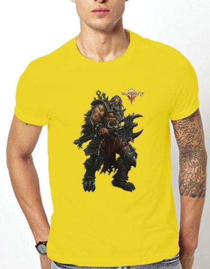 Тениска с щампа - Diablo 5