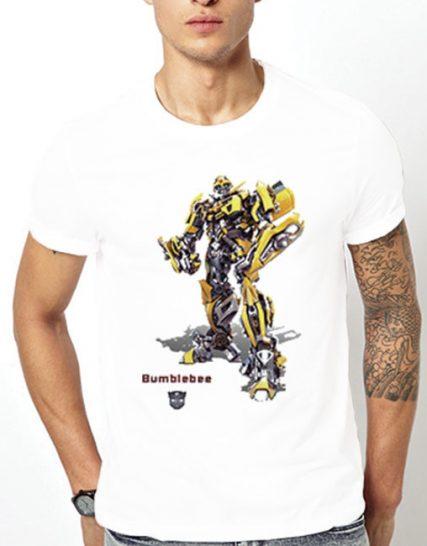 Тениска с щампа - Bumblebee 3