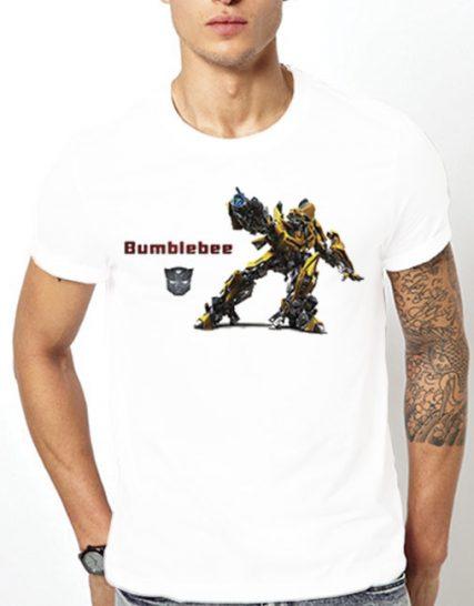 Тениска с щампа - Bumblebee 2