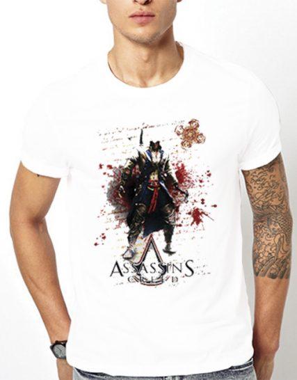 Тениска с щампа - Assassin's Creed 1