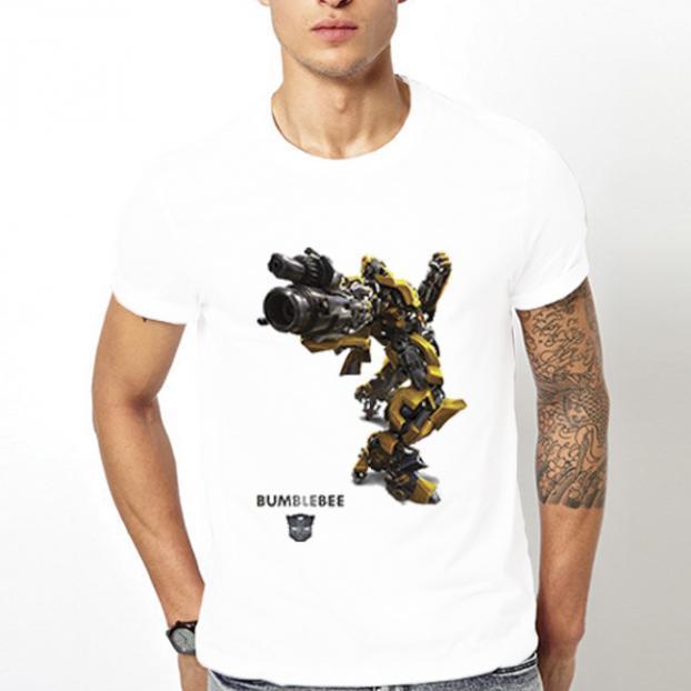 Тениска с щампа - Bumblebee 1