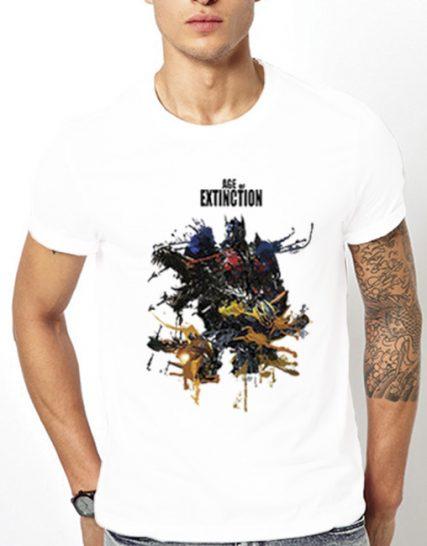 Тениска с щампа - Age of Extinction
