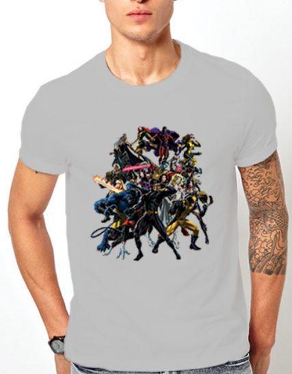 Тениска с щампа - X Men