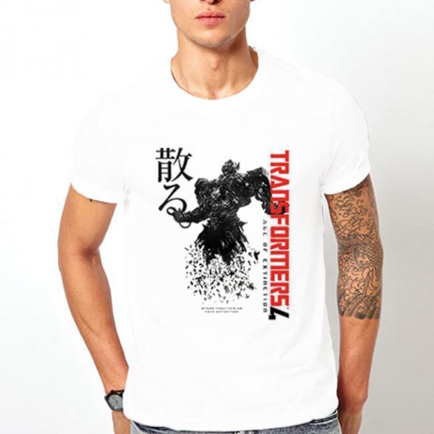 Тениска с щампа - Transformers 1