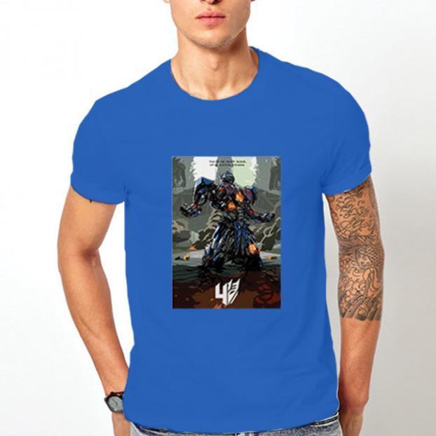 Тениска с щампа - Transformers 2