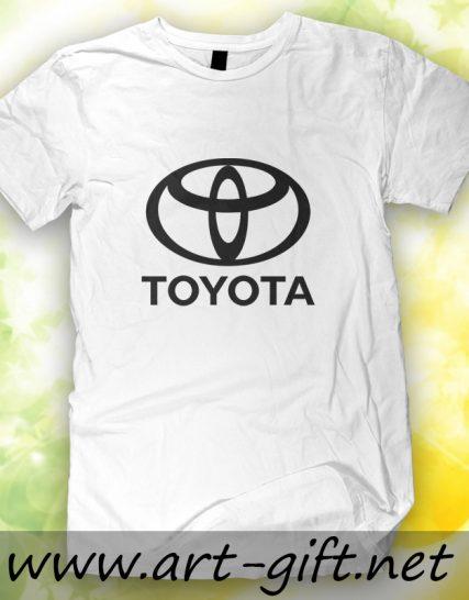 Тениска с щампа - Toyota