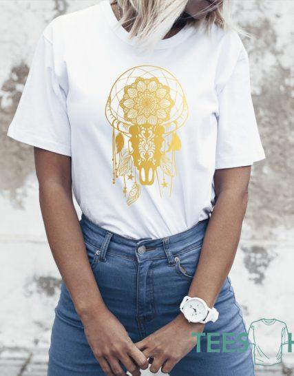 Тениска с щампа - Арт