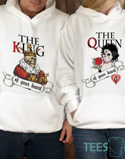 Комплект суитчери - King and Queen 5