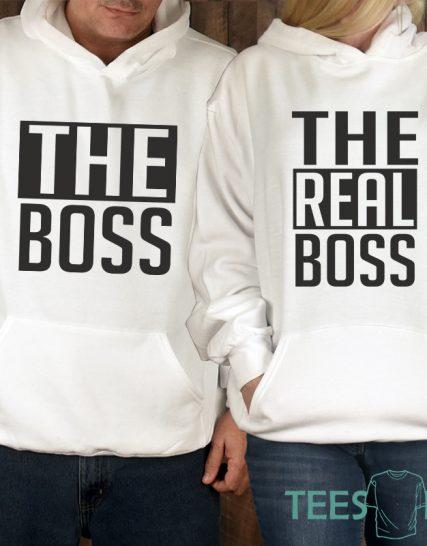 Комплект суитчери - The Boss