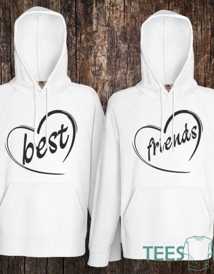 Суитчер с щампа - Best Friends