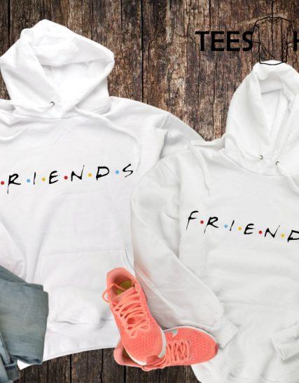 Комплект суитчери - Friends
