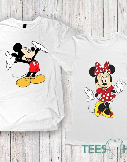 Комплект тениски - Love
