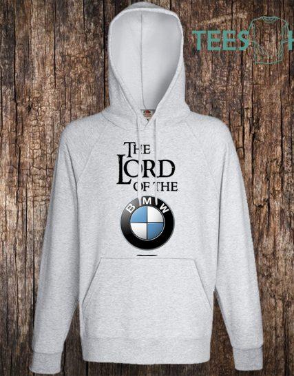 Суитчер с щампа - The Lord of the BMW