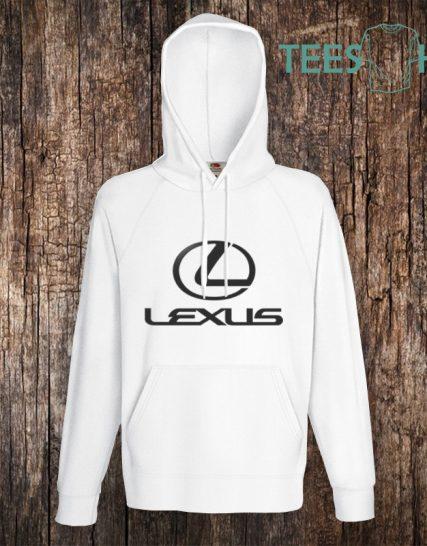 Суитчер с щампа - Lexus