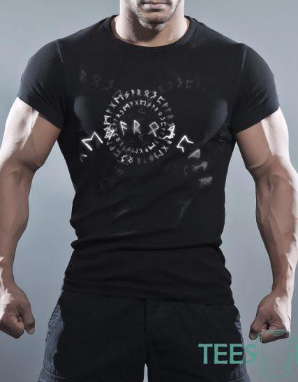 Тениска с щампа - Масонски символи