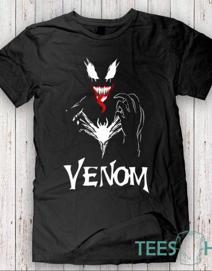 Тениска с щампа - Venom