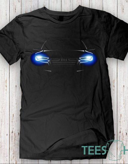 Тениска с щампа - Автомобил